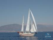 Chiquita 47 Custom Ketch