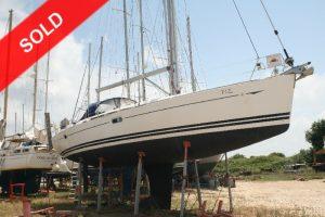 Sun Odyssey 45 -Sold